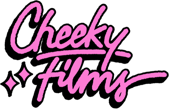 Cheeky Films Logo